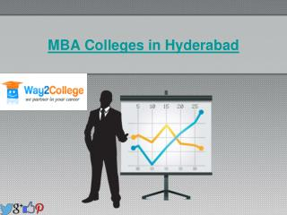 MBA Colleges in Hyderabad- Way2College
