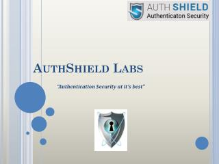 Auth shield mobile token authentication solutions