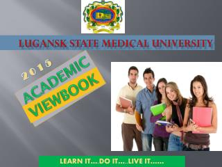 Higher study medicine in ukraine