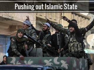 Pushing out Islamic State