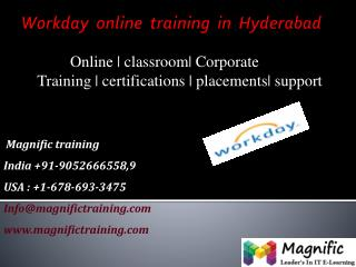 workday online training classes