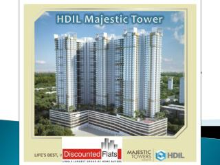 HDIL Majestic Tower Nahur