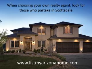 Sale Your Arizona Home at Best Prices