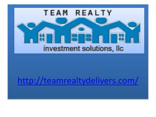 Real Estate Investment Broker