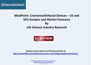 Craniomaxillofacial Devices Industry Analysis and Market For