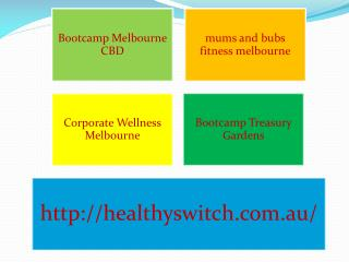 Bootcamp Melbourne