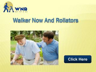 Freedom for Mobility Challenged with Best Walkers and Rollat