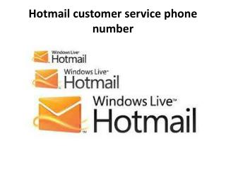 Contact Hotmail customer service numbe contact phone number