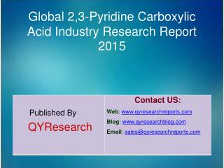Global 12-Hydroxy Stearic Acid Industry 2015 Market Research