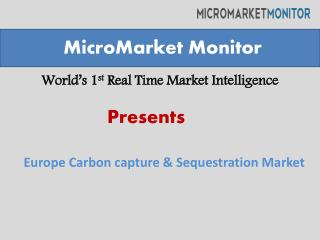 Europe Carbon Capture & Sequestration Market