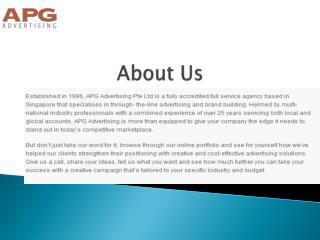 Best Branding Agency Singapore