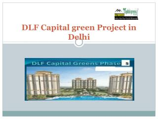 DLF Capital green Project in Delhi