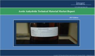 Acetic Anhydride Technical Material Market Report