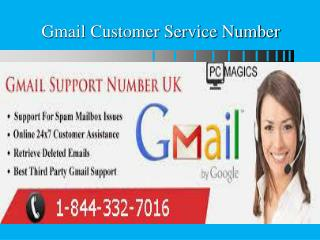 Dial 1-844-332-7016 Gmail Customer support number