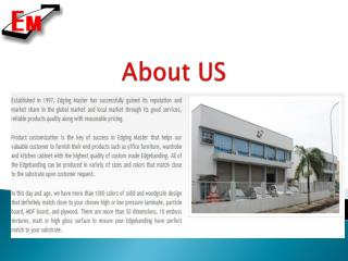 Relevance of Extrusion Profile Malaysia