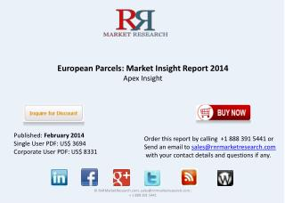 European Parcels Market Emerging Trends & Growth Estimates