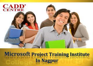 Microsoft Project Training Institute Nagpur