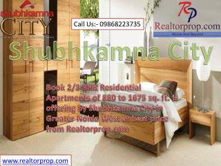 Shubhkamna city noida extension