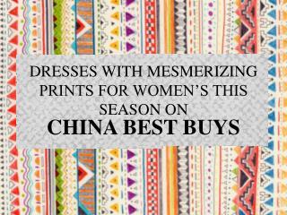 Best Destination to Shop Online Womens Clothing