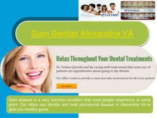 Gum Dentist Alexandria VA