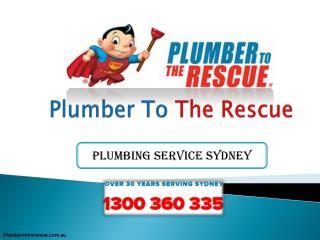 Plumbing Service in Sydney
