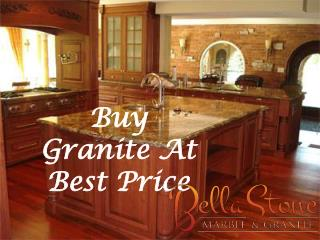 Buy Granite At Best Price