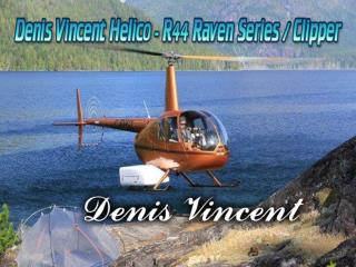 Denis Vincent Helico - R44 Raven Series  Clipper