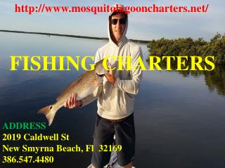 Fishing Charters New Smyrna Beach FL