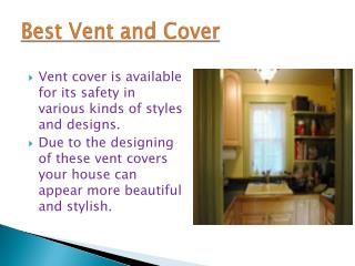 Best Vent and Cover
