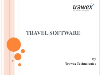 Travel Software | Travel Technology Company In India