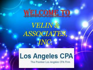 Los Angeles Accounting Firms and CPA Services in Downtown