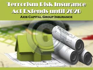Terrorism Risk Insurance Act Extends until 2020