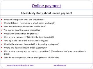 Know the Importance of Services online payment