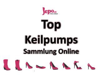 Top Keilpumps Sammlung Online An Jepo.de
