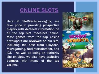 slotmachines.org.uk