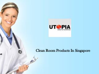 Cleanroom Products Singapore