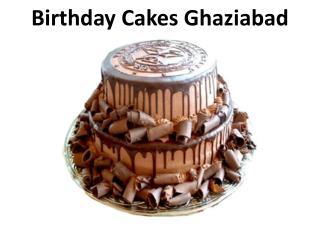Birthday Cakes Ghaziabad