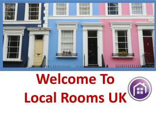 Welcome To Local Room UK