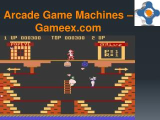 Arcade Game Machines – Gameex.com