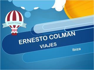 Ernesto Colman viajes: Ibiza