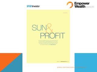 Smart Investor – Sun & Profit by EmpowerWealh