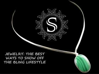 Sterling Silver Jewellery India