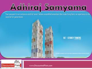 Adhiraj Samyama Kharghar Mumbai