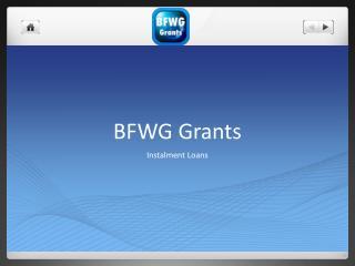 BFWG Grants