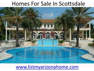 How to Sell Your Home in Scootsdale