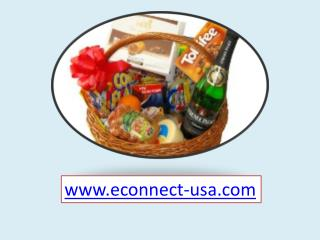 Gift Baskets Romania