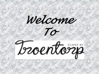 Troentorp Clogs Shop