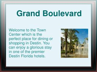 Enjoy Shopping In Destin Florida