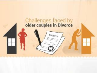 Challenges Faced by Older Couples in Divorce