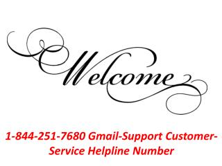 1-866-767-3615 Gmail Technical Support Customer Service